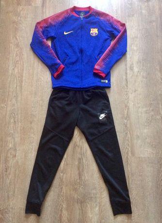 Спортивный костюм штаны реглан nike barcelona