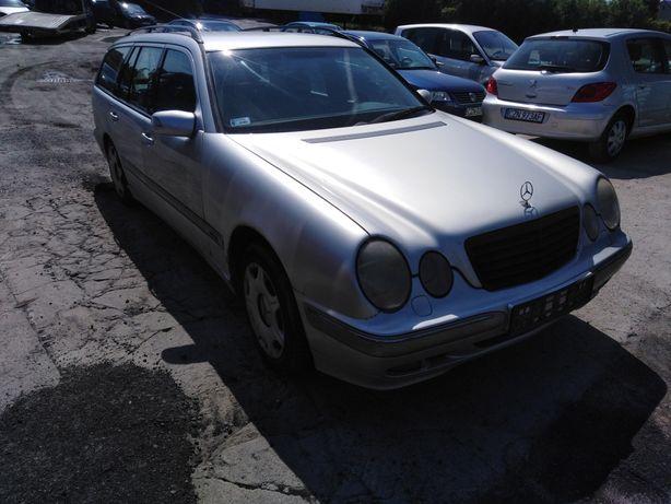 Mercedes E klasa w210 błotnik stan bdb Wysyłka