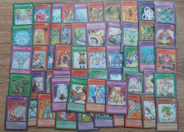 Karty kolekcjonerskie konami - Yu Gi Oh!