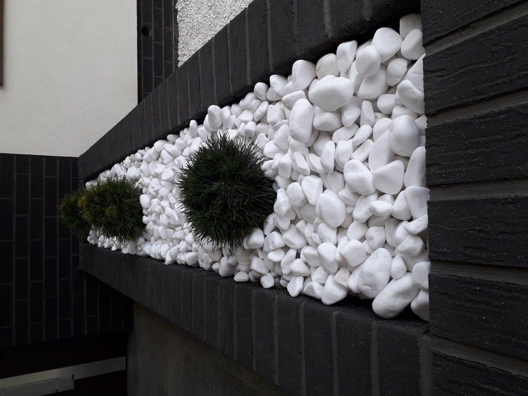Kamień Śnieżno Biały