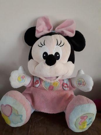 Интерактивная мягкая игрушка минни маус от Disney