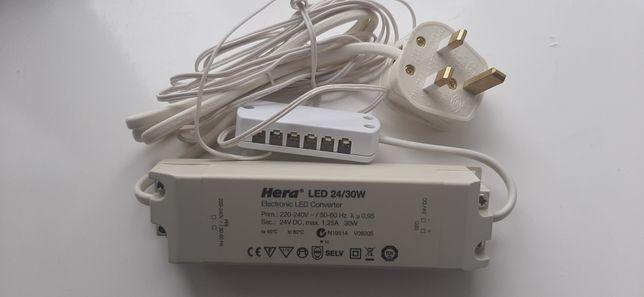 Блок питания 24 вольт для камер видеонаблюдения