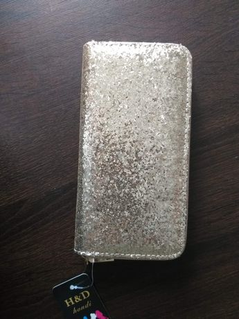Złoty portfel