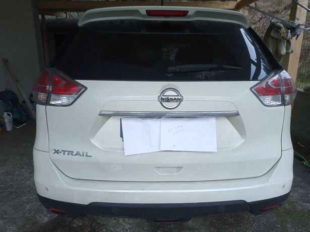 Porta /Mala Nissan X Trail Nova