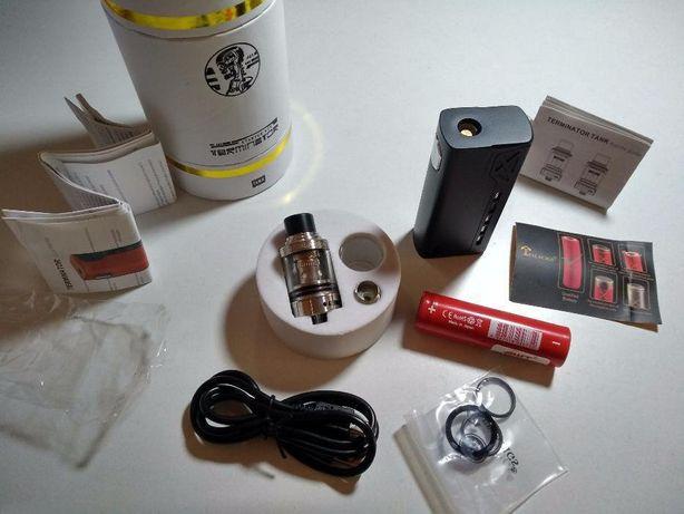 Сигарета Tesla. Электронная Тесла | Terminator Starter Kit. Вейп 90W