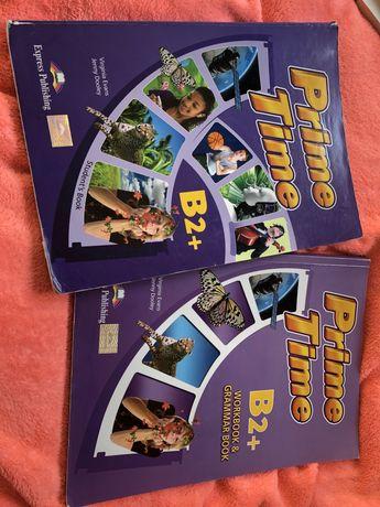 Prime Time B2+ podręcznik i ćwiczenia