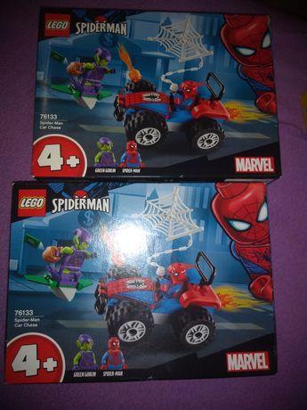 LEGO 76133 nowy zestaw LEGO dwie sztuki