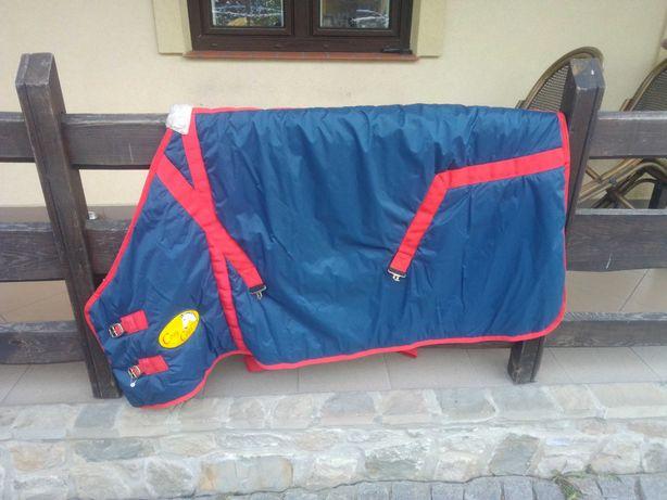 Derka padokowa dla konia zimowa ocieplana wodoodporna super stan