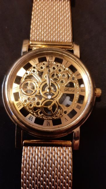 zegarek kwarcowy