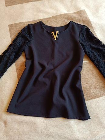 Czarna bluzeczka Mohito