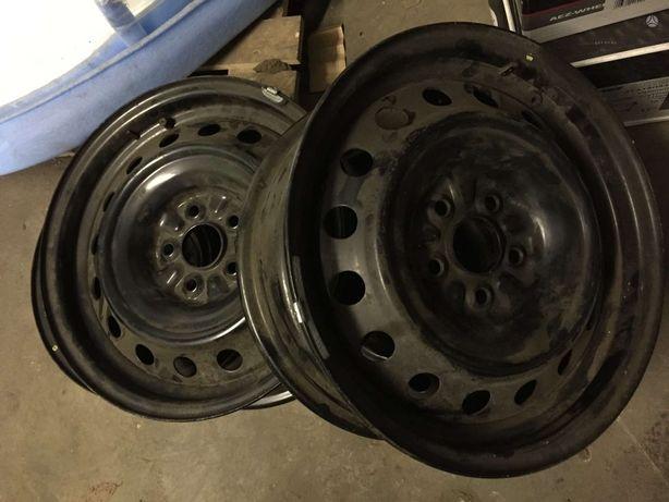 Диски Toyota штампованные ,стальные 5*114.3 R15