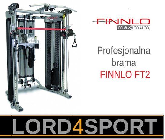 Brama do ćwiczeń FINNLO Maximum FT2 - Brama na siłownię - Montaż!