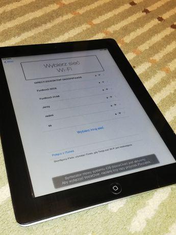 iPad 32 GB- uszkodzony, działa