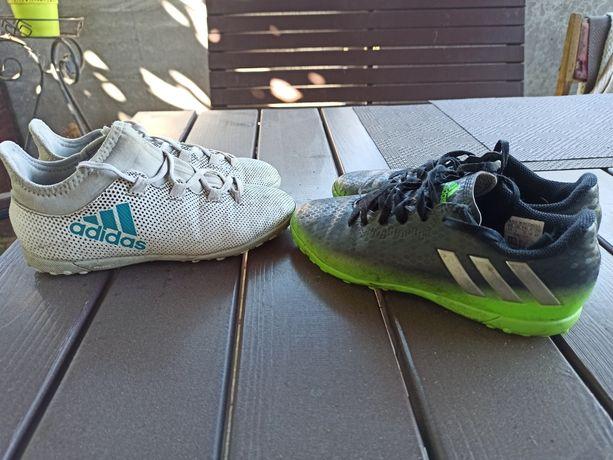Сороконожки Adidas 33р, 20см