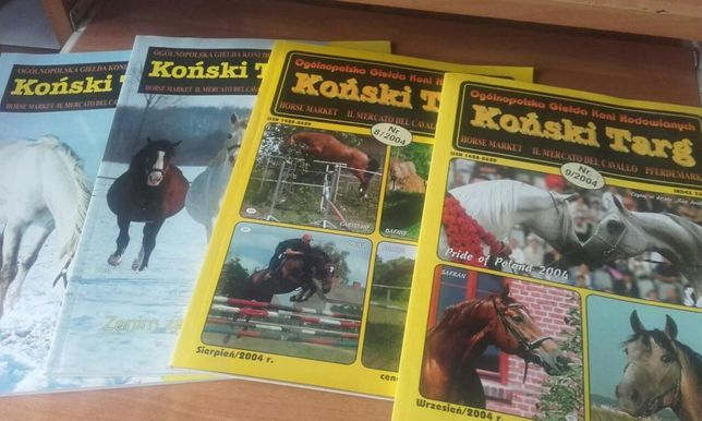 Gazety o koniach
