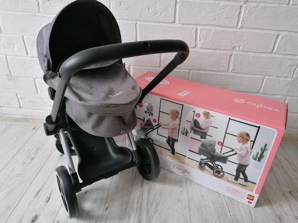 Wózek dla lalek gondola spacerówka cybex nowy piękny