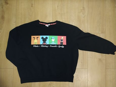 Bluza disney XL czarna