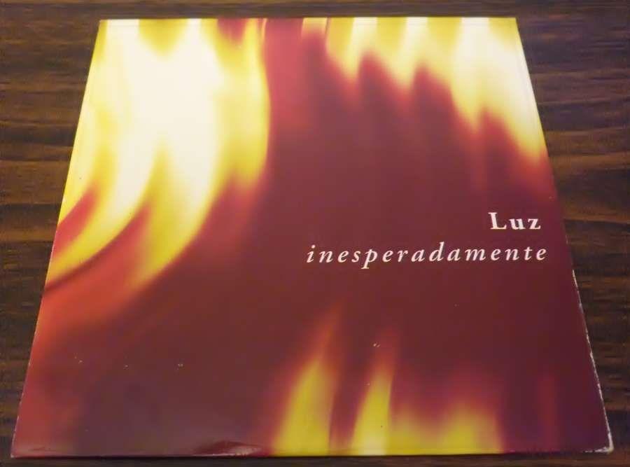 CD «Luz - Inesperadamente»