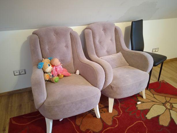 Fotel uszak firmy Kopacz