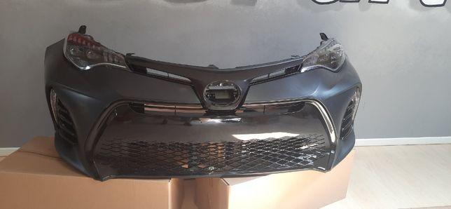 Toyota Corolla Бампер в сборе 2017 2018 2019 SE 52119-03908
