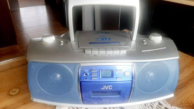 JVC radio bombox