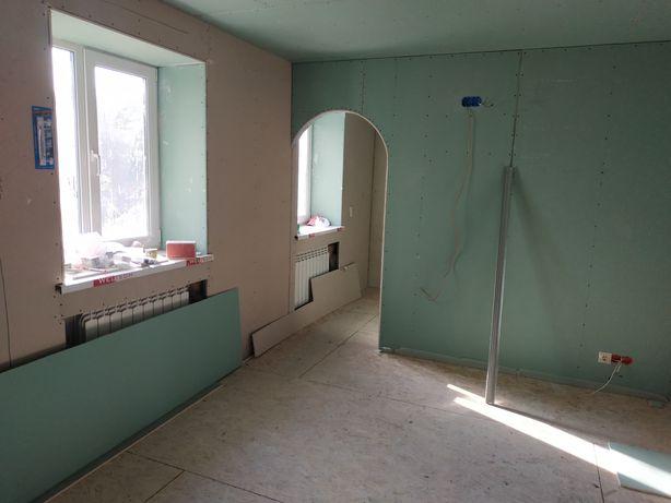 Продам дом 4 комнаты, совхоз Азовский, ор-р ТЦ МЕТРО