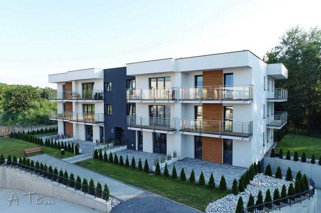 Mieszkanie kawalerka z ogrodem 150 m2 - Apartamenty Parkowe
