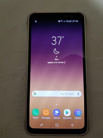 Смартфон Samsung Galaxy S8 Active 4/64GB GOLD