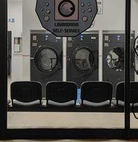 Máquina de lavandaria self service ou indústrial lares e Residências