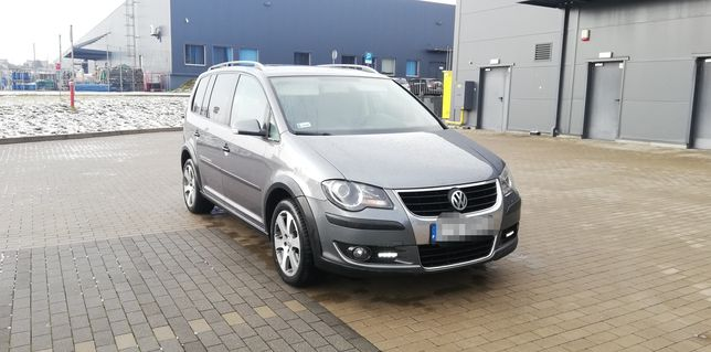 VW Cross Touran Cross 1.9 TDI