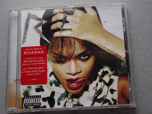 cd Rihanna - Talk That Talk Def Jam 2011