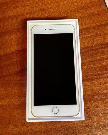 Iphone 7 plus Dourado 128 gb