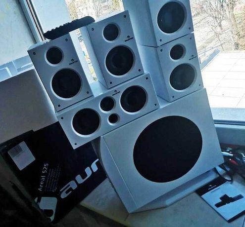 Активная акустическая система 5.1 домашний кинотеатр Auna Areal 525
