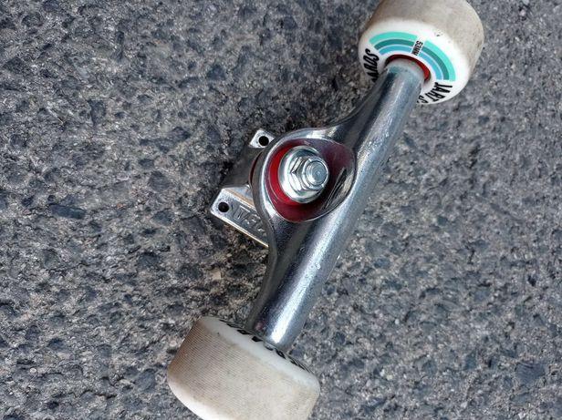 Skate: Trecos, Rodas, Rolamentos