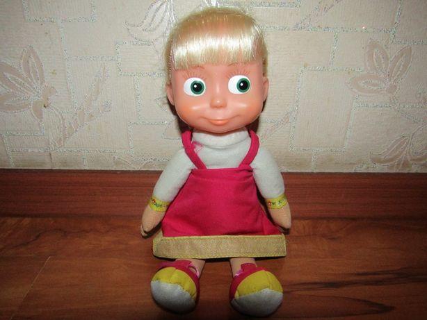 """Очаровательная кукла Маша из популярного мультфильма """"Маша и Медведь"""""""