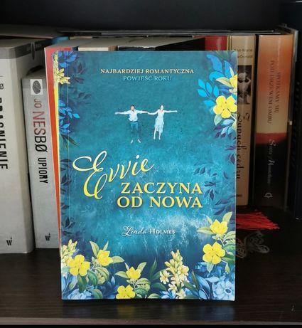 Książka - Evvie Zaczyna od Nowa