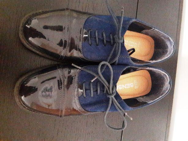 Nowe buty jazzówki sznurowane damskie F&F 36