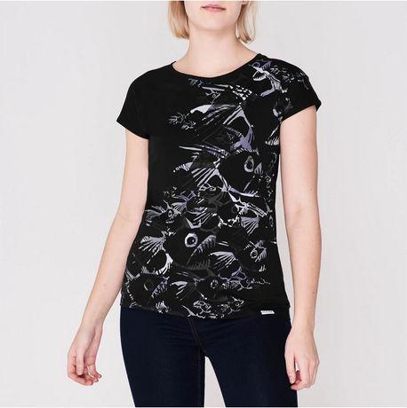 Продам новую женскую футболку Hot Tuna. (Размер 44)