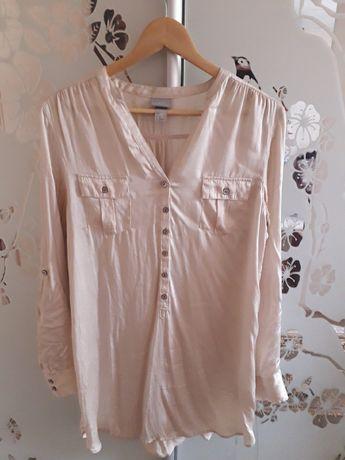 Шелковое платье H&M 100% шелк