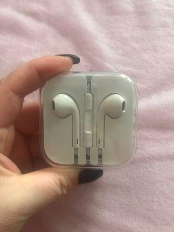 Nowe oryginalne słuchawki Apple do iphona