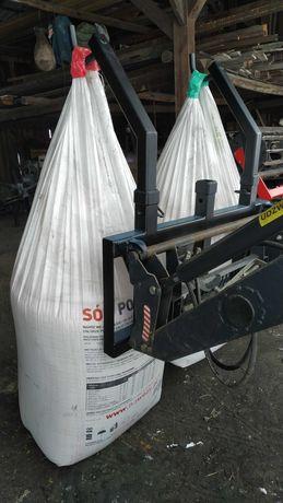 Chwytak (podnośnik) do big bagòw max 1200kg