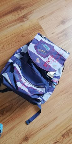 Pojemny plecak szkolny SEVEN