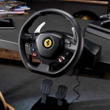 Volante RW Ferrari - Volante PS5 / PS4 / PC Entrega 24H