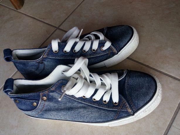buty damskie półtrampki 38