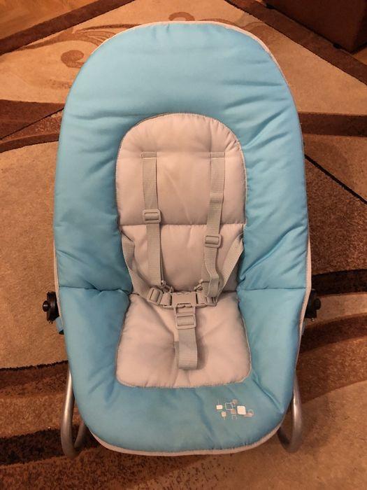 4 w 1, siedzisko, leżaczek, bujaczek i nosidełko Radzymin - image 1