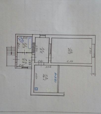 Продается квартира на 1 этаже котеджа