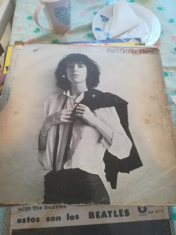 5 discos vinyl para gira discos