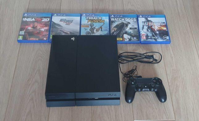 PlayStation 4 + 5 gier