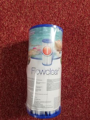 Filtr flowclear dwie sztuki