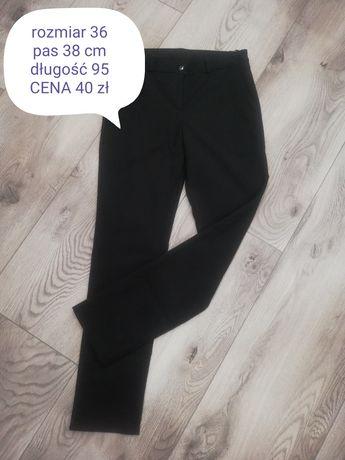 Spodnie damskie wyjściowe rozmiar  36